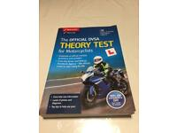 The Official DVSA DSA Theory Test for Motorcyclists Book