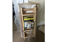 Youngman Eco S Line Timber Loft Ladder and Hatch