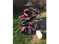 Py 50cc KIDS MOTORBIKE