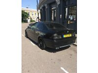BMW 3 series 52plate 2002 330ci M Sport Black, MOT APR-19 HPI Clear