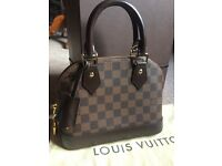 Authentic, genuine Louis Vuitton Alma BB