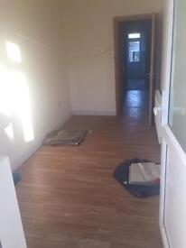 New studio flat in Harrow including all bills. Separate kitchen.