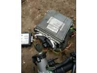 Iveco daily ECU system. Complete ECU 2.8 engine