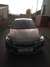 Vauxhall Astra 1.4 Sri turbo salvage repaired cat d must see