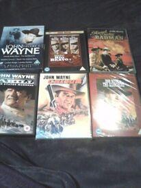 john wayne job lot dvd 11 movies in total