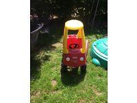 Used little tikes car