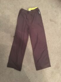 Brownies Cargo Trousers Size 30