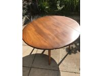Ercol Dining Table 1981