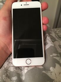 iPhone 6 Gold 128 GB Mint condition