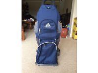 Vaude Swing baby backpack carrier