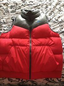 Brand new ladies Nike body warmer size 14