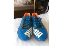 Sergio Arguero football boots Size 7.