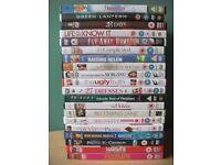 Lot of 20 Comedy, Drama and Family Movie DVDs - NEEDS TO GO ASAP! meryl streep, disney, christmas
