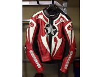 Hein Gericke Hiprotec Motorcycle Leathers Size 34