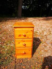 X2 Pine Side Cabinet s
