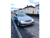 Mercedes c200 Cdi (53 plate on v5 2004)