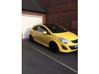 Vauxhall Corsa 1.2i Limited Edition For Sale Full Service immaculate condition .CAT D