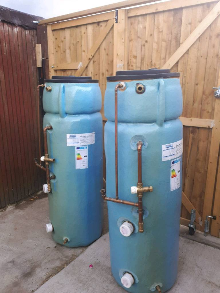 Hot water tanks cylinders Emerson heaters brand new 180l | in ...