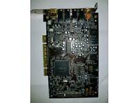 Creative Labs Audigy Sound Card