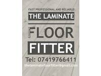The Laminate Floor Fitter over 10years experience All work guaranteed