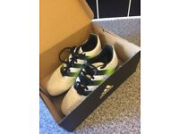 Adidas Boys Football Trainers Size 6
