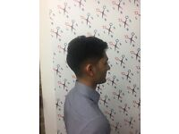 Free male and female haircuts