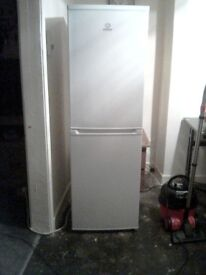 12 months old indesit fridge freezer
