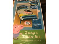 George Pig (Peppa pig) toddler bed