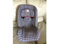 Britax car seat 9-25kg