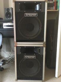 "Traynor CS-112H 12"" Speakers"