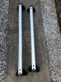 Vauxhall Corsa Roof Bars (Model 2007 to 2014)
