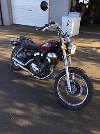 125cc Yamaha Virgo