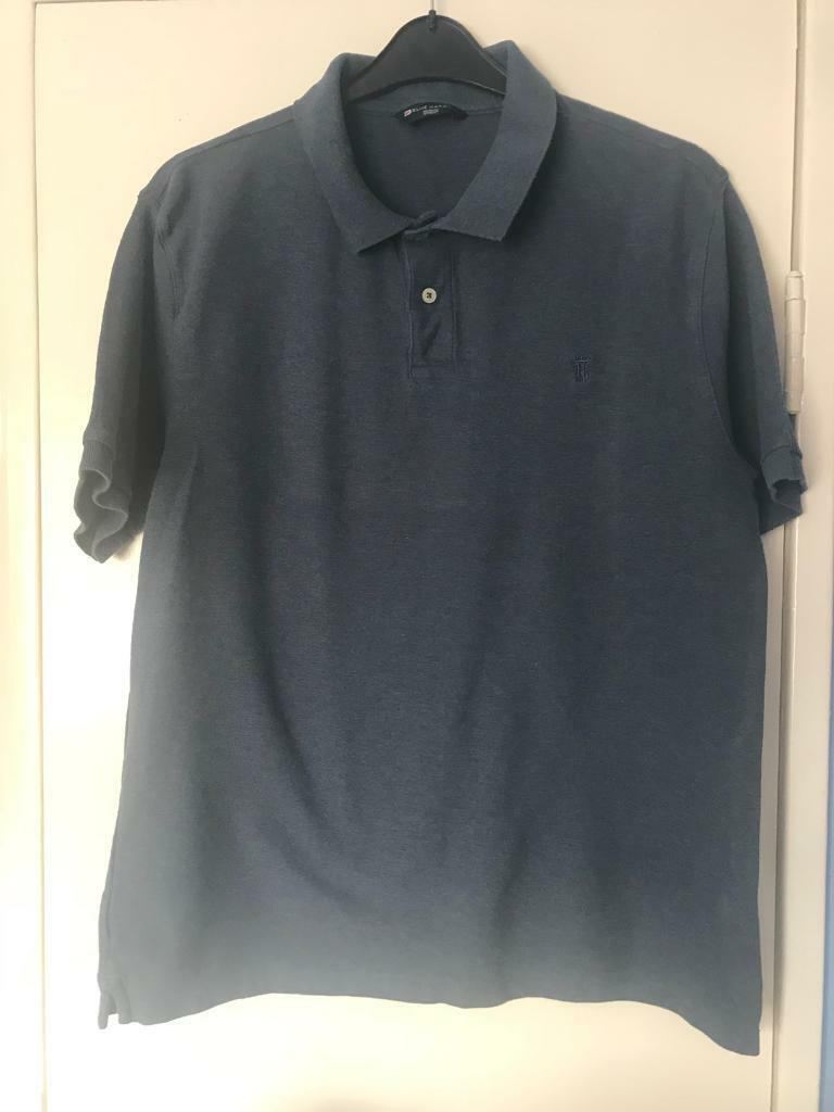 """Men's large """"blue harbour"""" polo top new with tags"""