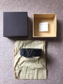 Men's Louis Vuitton belt