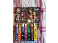 Charmed complete DVD collection and books