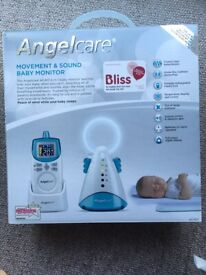 Baby movement & sound monitor - Angelcare