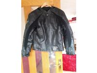 Gorgeous Leather biker jacket