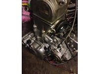 Crfx 450 engine