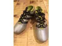 Adidas custom sock boot Football Boots size 8.5 UK
