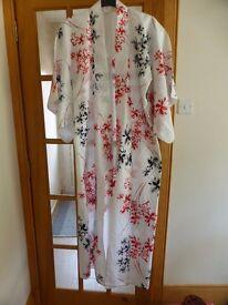 JAPANESE KIMONO fancy dress, drama costume