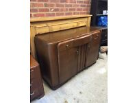 Large retro sideboard ideal project