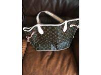 louis vuitton style handbag