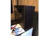 CUSTOM GAMING WORKSTATION + MONITOR - 6Core i7-6800K @3.4GHz, GTX 970, 16GB RAM, 500GB SSD + 2TB HDD