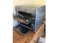 Duality conveyor Toaster DCT2T