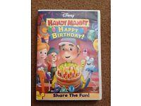 Disney Handy Manny dvd