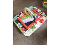 Mamas&Papas 5 in 1 luxury play gym and mat