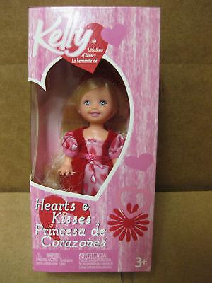 2004  Hearts & Kisses Kelly doll