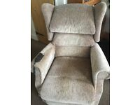 Sherborne mobility reclining arm chair