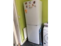 Hotpoint fridge/freezer, super cool and super freeze settings included. Very spacey and does the job