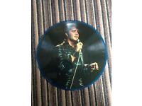 Elvis Collection Vinyl, Picture Disc & Metal Poster Sign
